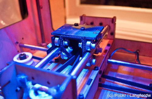Der 3D-Druck ist für einige Materialien bereits massentauglich